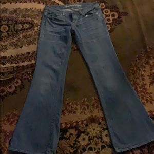 American Eagle jeans size 6 Long